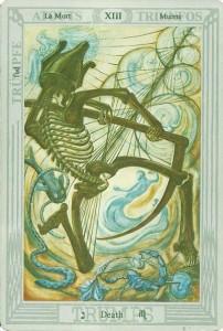 Thoth Tarot Card Death