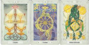 Full Moon Thoth Tarot